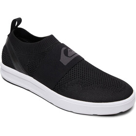 Quiksilver Amphibian Plus Shoes Men, negro/gris